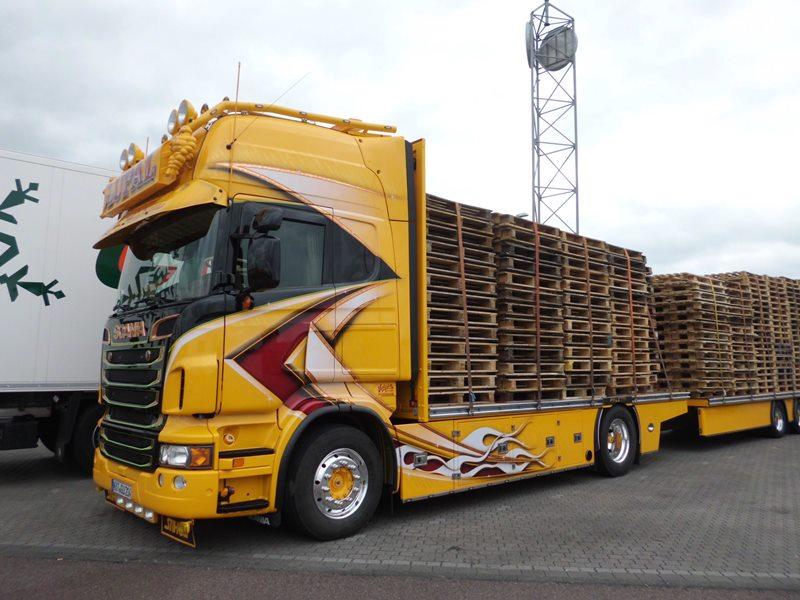 Baumaschinenbilder De Forum Scania Scania Baureihen P Und R