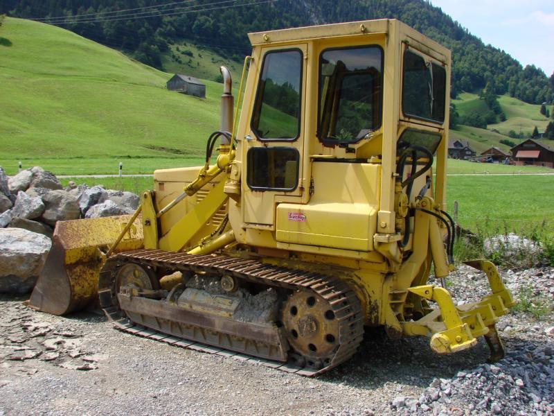 bulldozer /ruspe apripista trattori komatsu Attachment