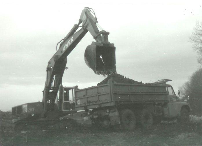 escavatori unex Attachment