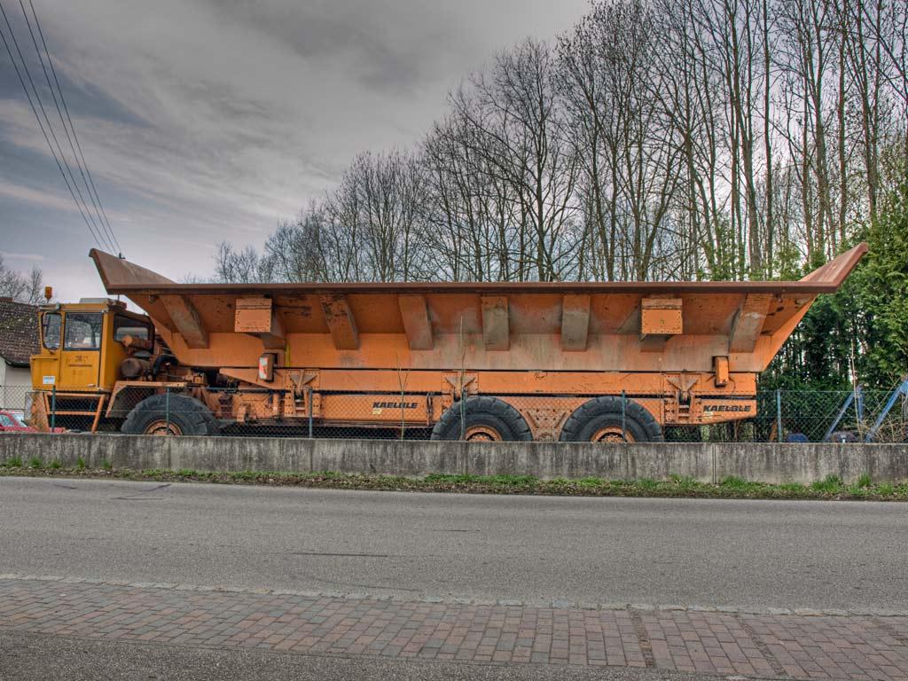 KAELBLE truck Attachment