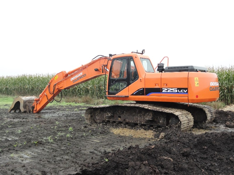 doosan daewoo  marchio Attachment
