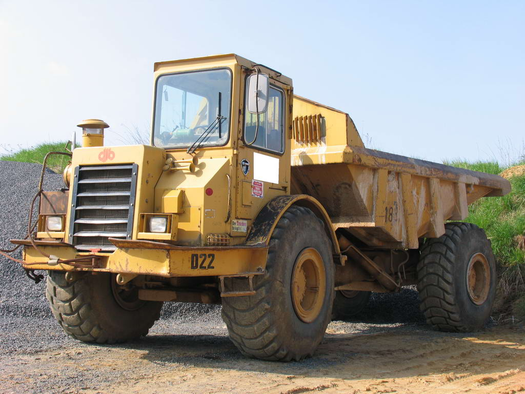 DJB ENGINEERING LIMITED  dumper a telaio articolato Attachment