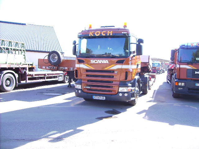Forum speditionen for Koch transporte
