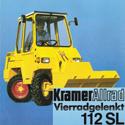 Kramer 612 sl technische daten